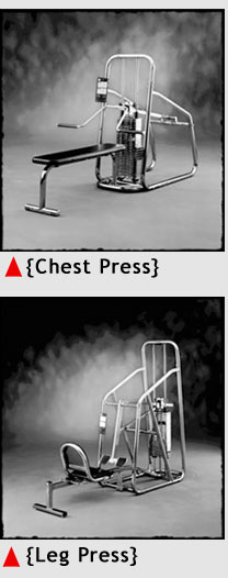 Old School Chest Press